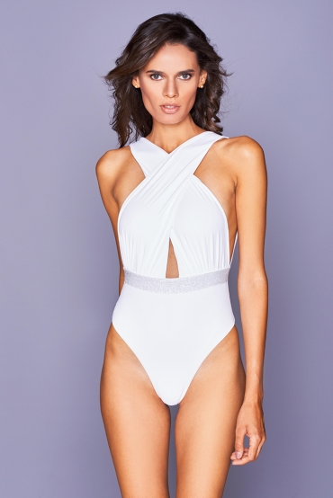 Calliope Swimsuit White