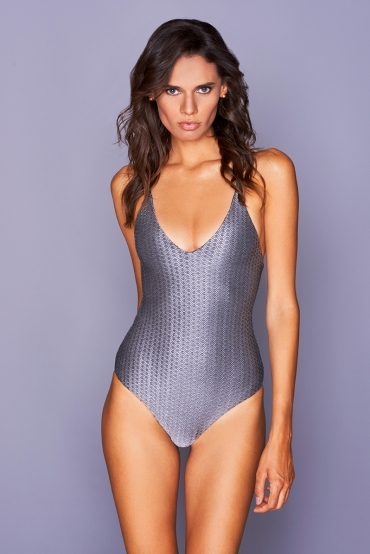 Idotea Silver Wave Swimsuit