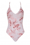 Idotea Swimsuit Grey Flower