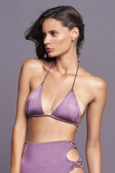 Teti Top Light Purple