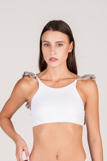 Efira Top White