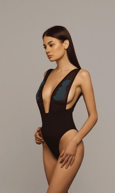 Dafne Swimsuit Black